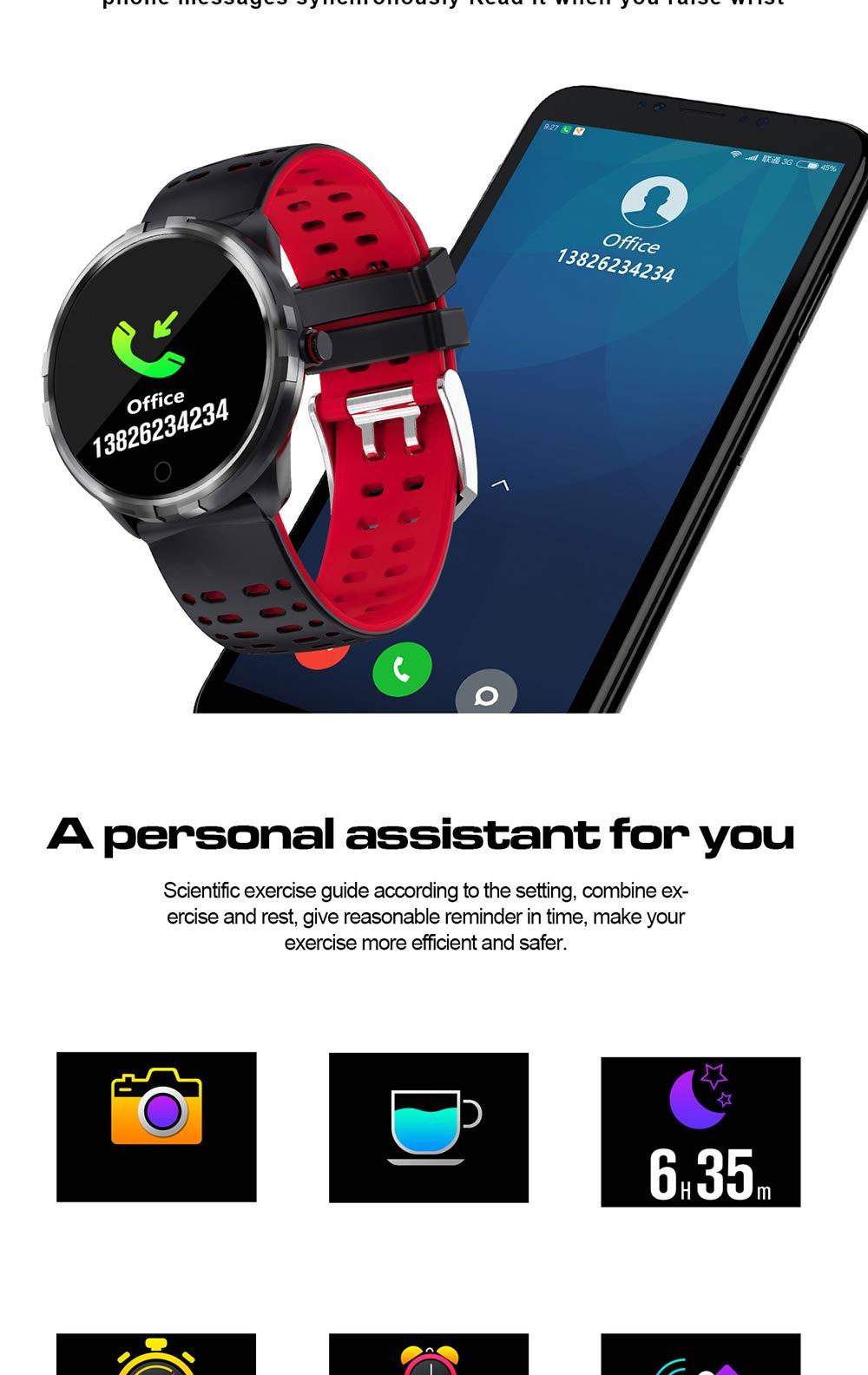 microwear x7 smartwatch price