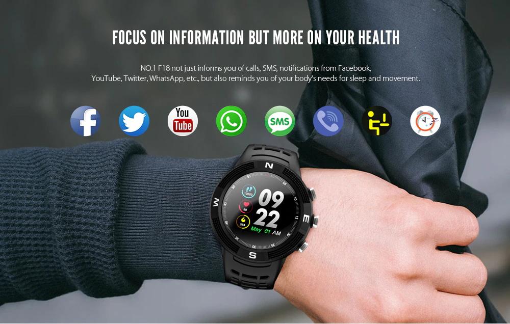 f18 smartwatch