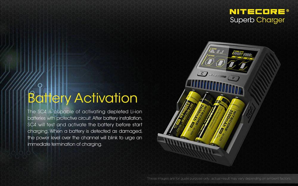 sc4 superb charger
