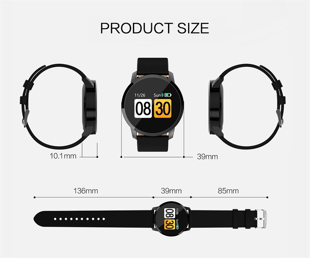2018 oukitel smartwatch