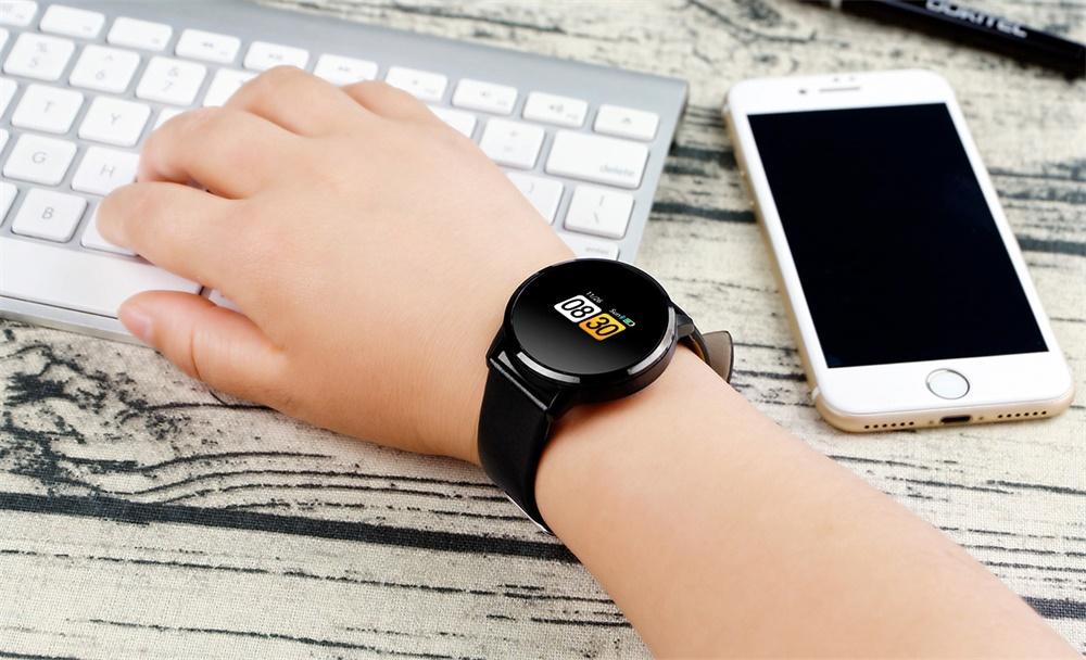 oukitel w1 bluetooth smartwatch