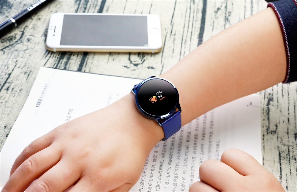 oukitel w1 android smartwatch