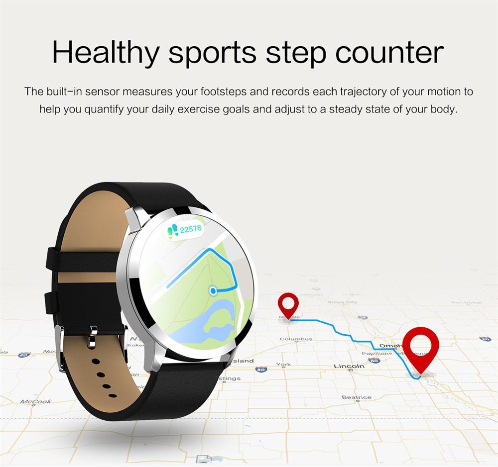 oukitel w1 smart watch