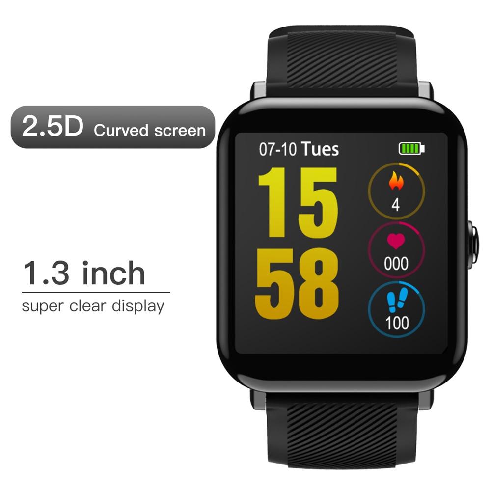 oukitel w2 smartwatch