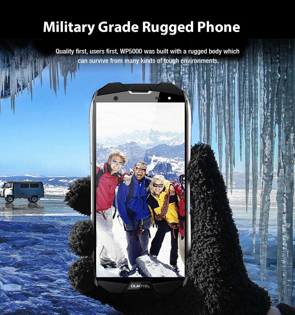 buy oukitel wp5000 smartphone