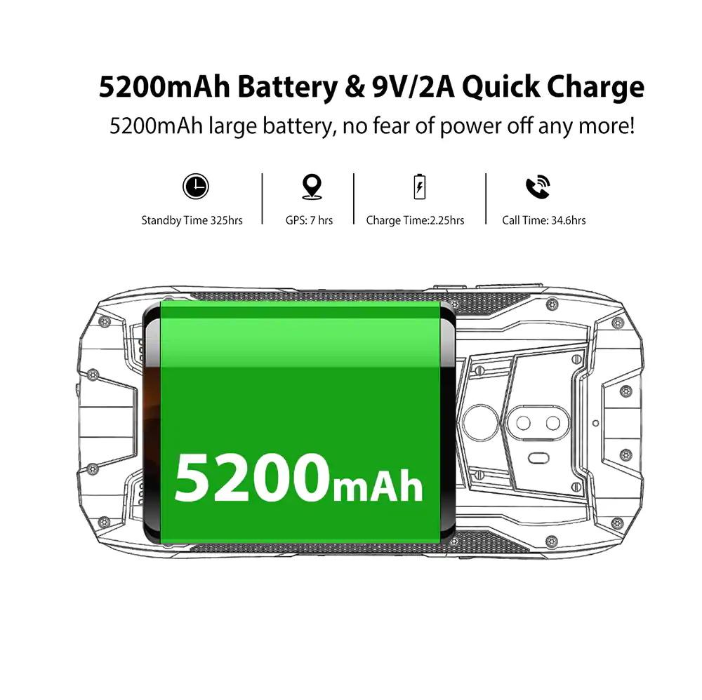 wp5000 smartphone