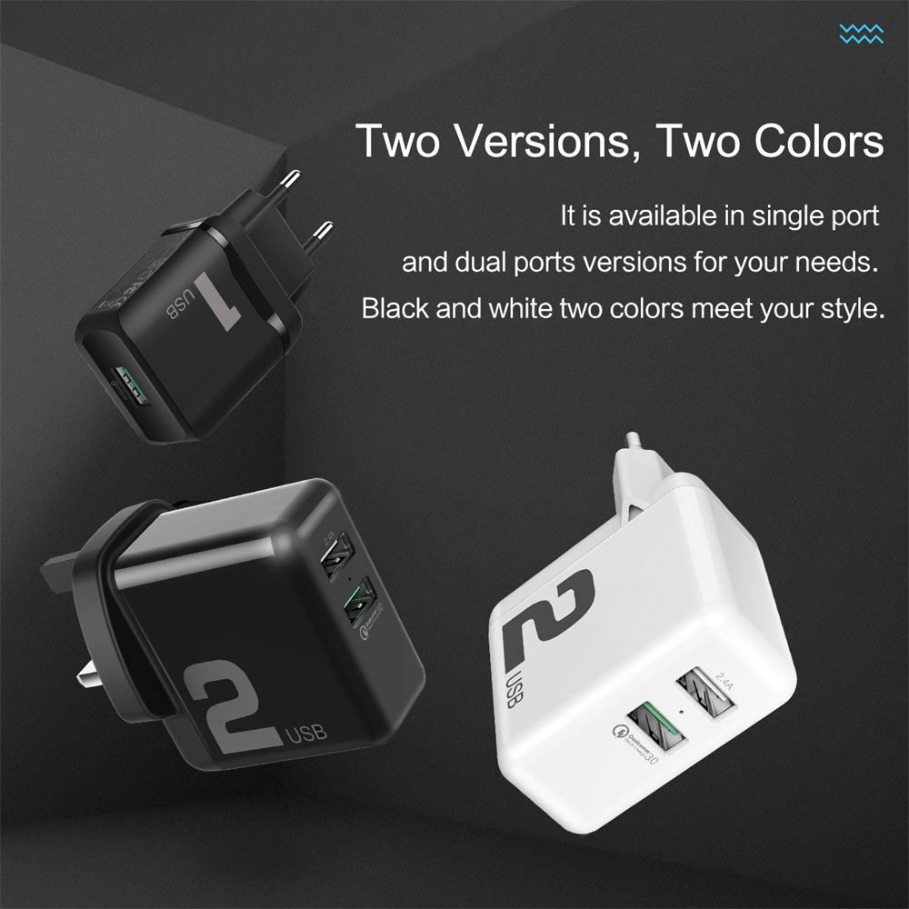 buy rock qc 3.0 quick charger