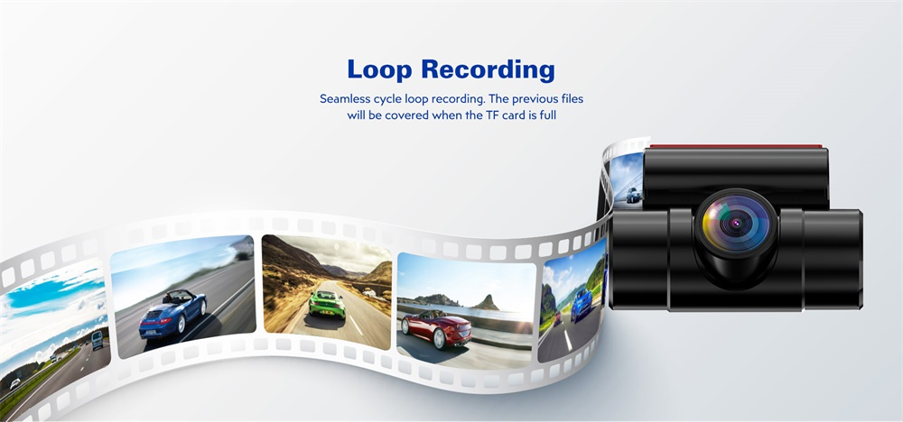 new car dvr 2018