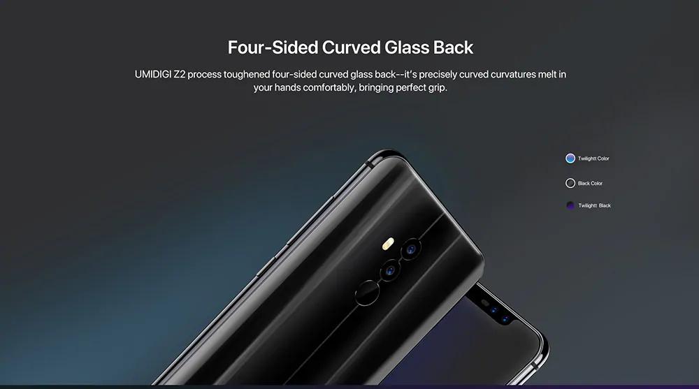 buy umidigi z2 smartphone