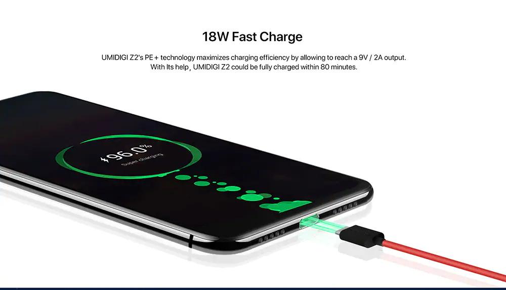 umidigi z2 smartphone price