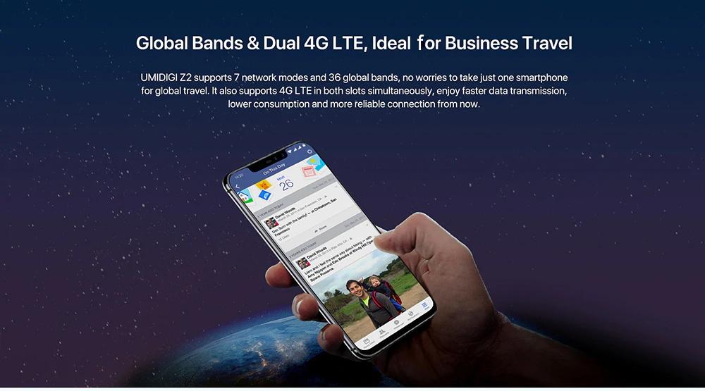 umidigi z2 smartphone 64gb