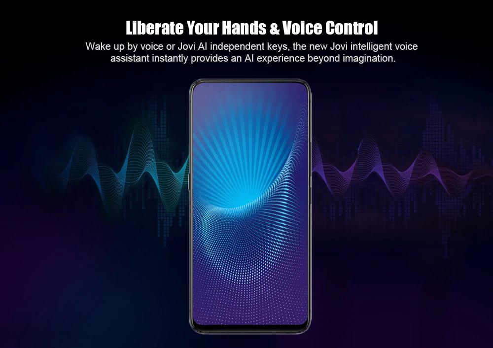 vivo nex smartphone 128g