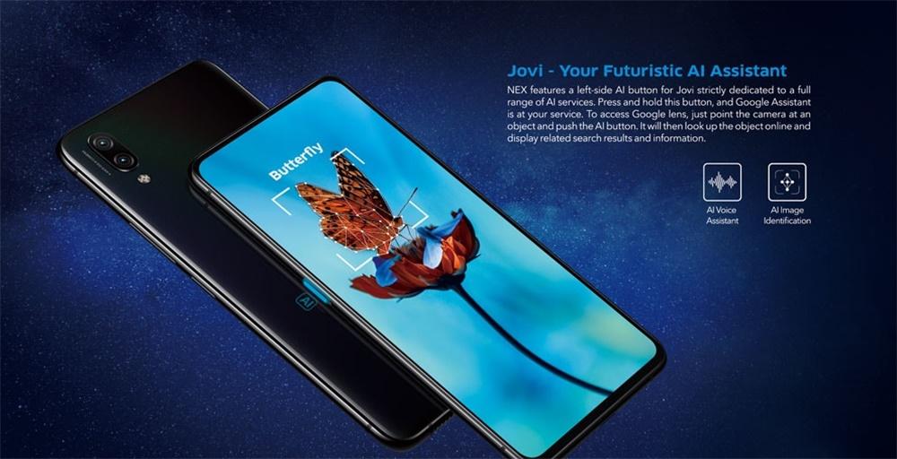 new vivo smartphone