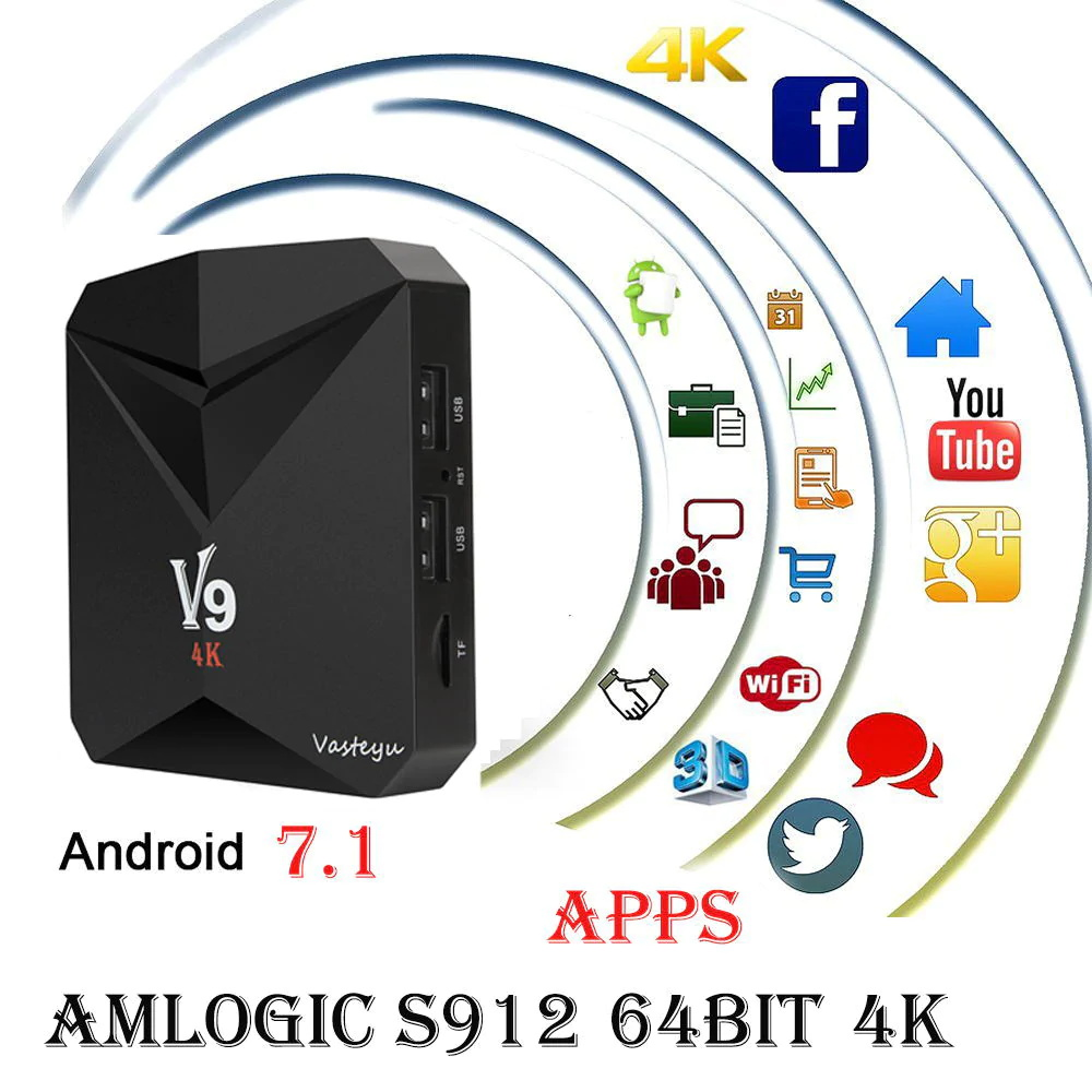 v9 tv box price
