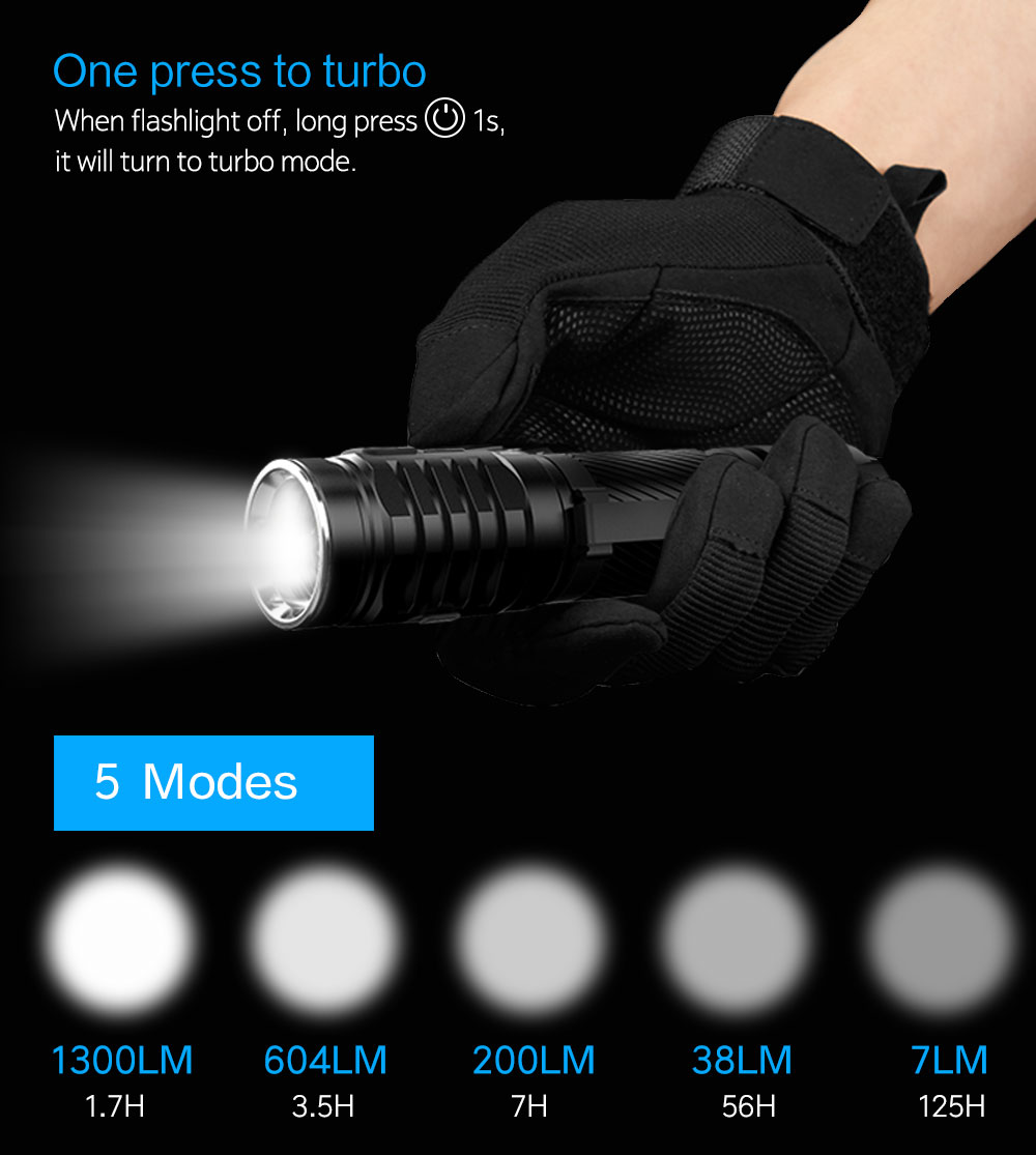 wuben to46r flashlight sale