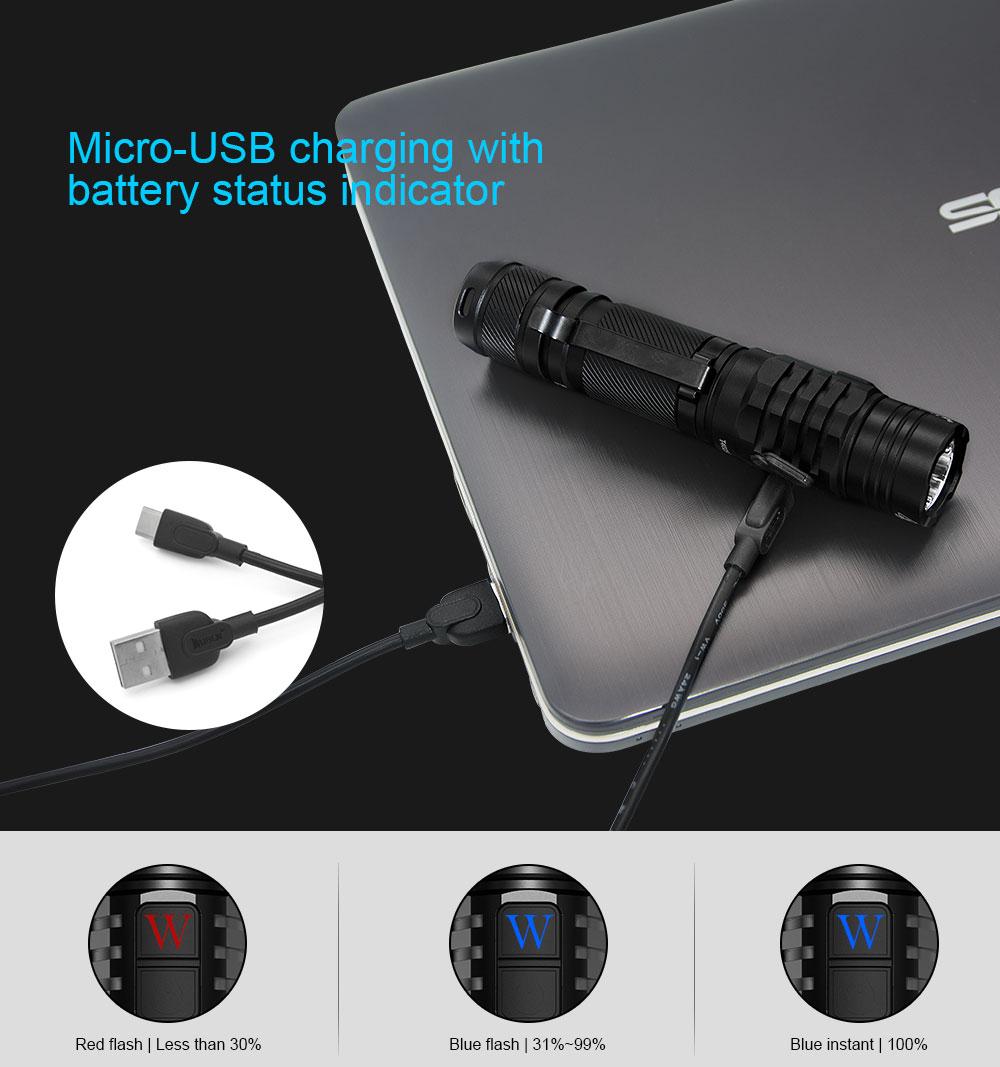 wuben to40r flashlight sale