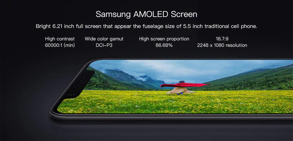 xiaomi 8 smartphone