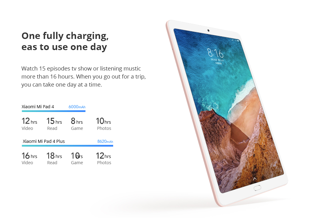 new xiaomi tablet pc