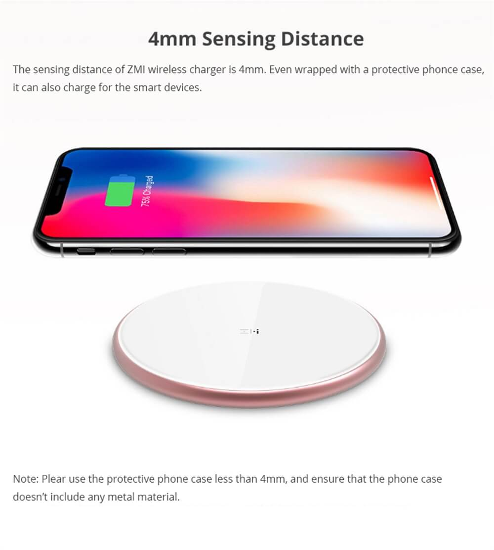 best xiaomi zmi wireless charger