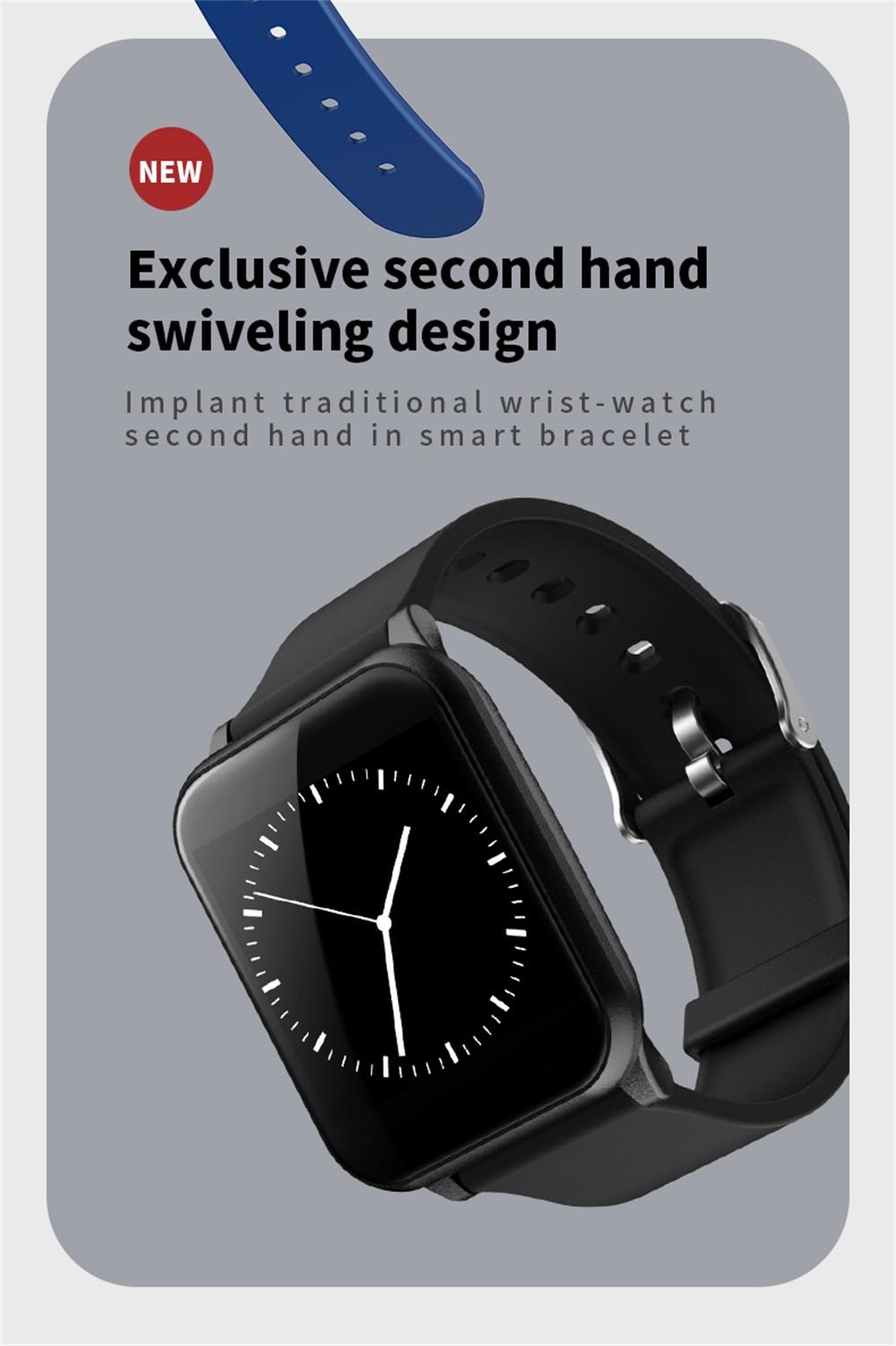 z02 ppg sport smartwatch
