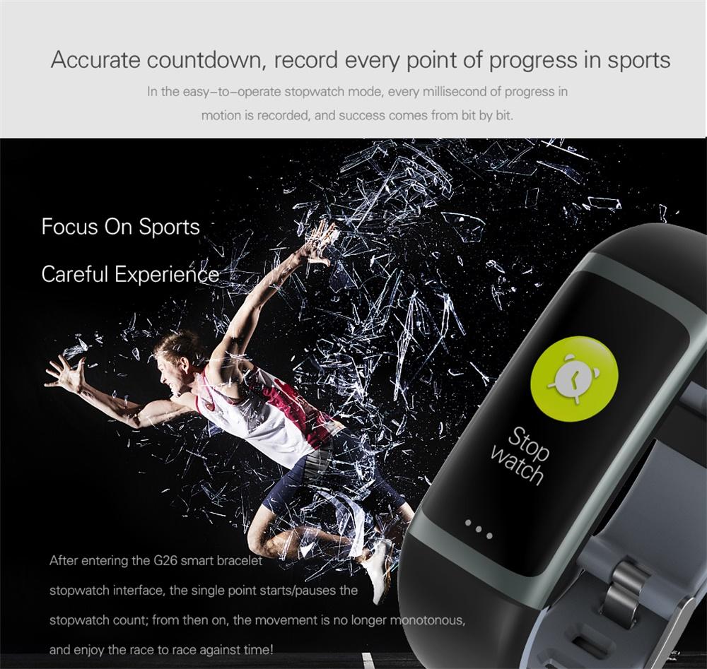 best smart sport bracelet