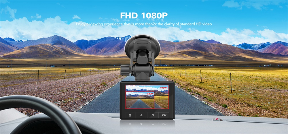 g70 driving recorder