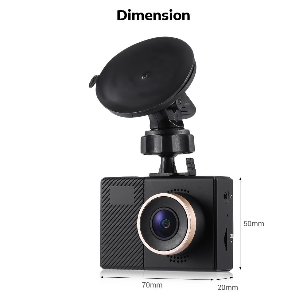 g70 car dvr new