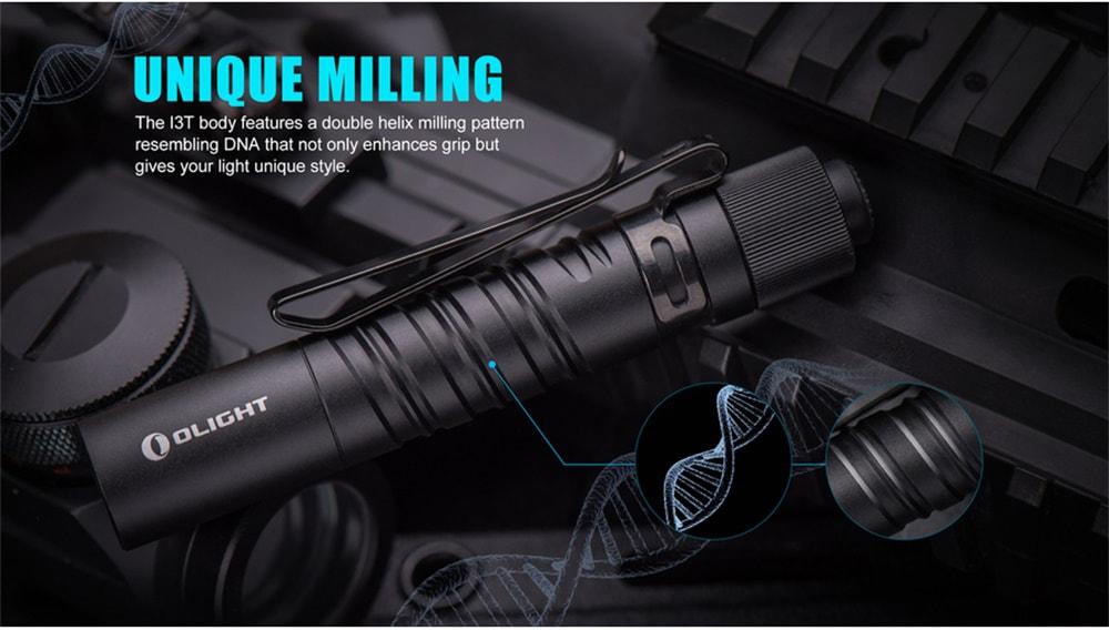 i3t eos edc flashlight