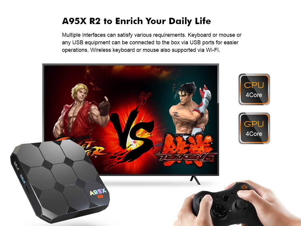 a95x r2 android tv box