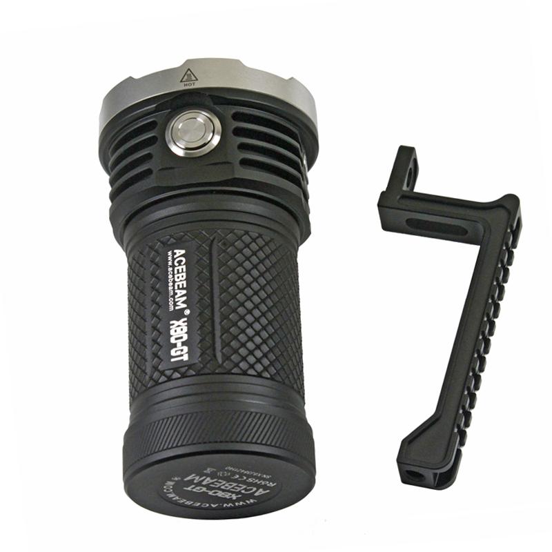 new acebeam led flashlight