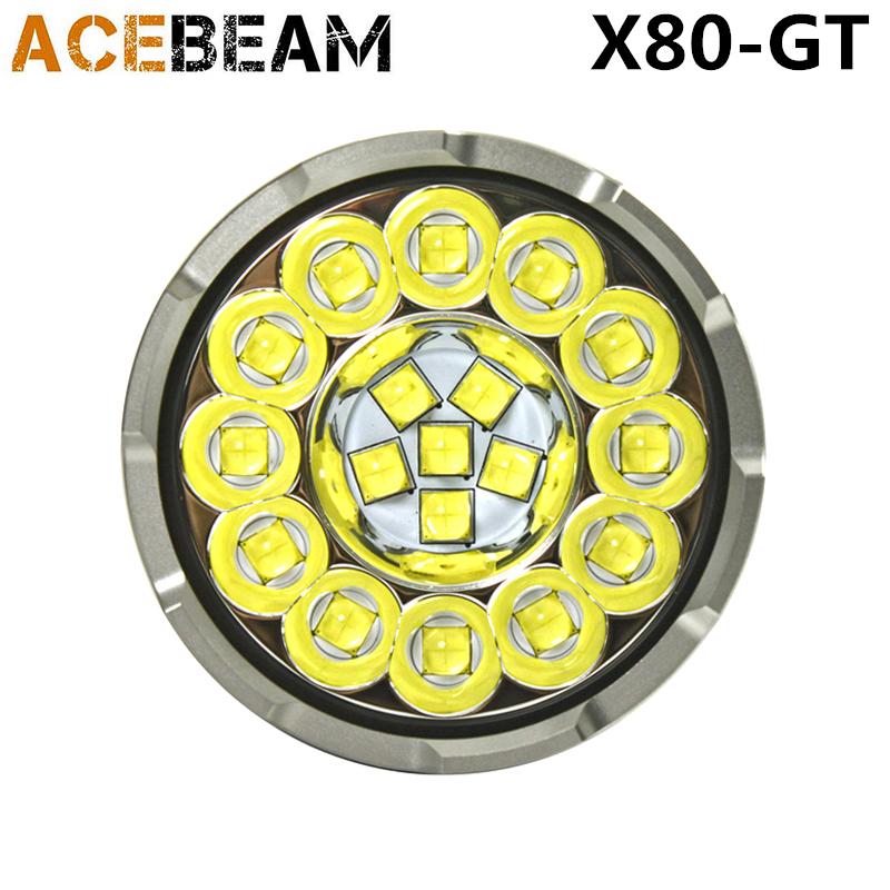 acebeam x80 gt flashlight