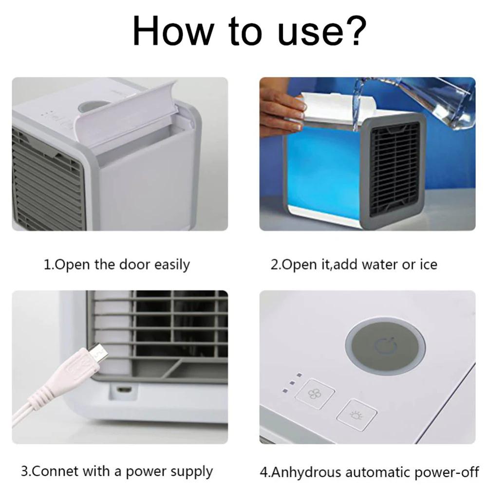 arctic air portable conditioner