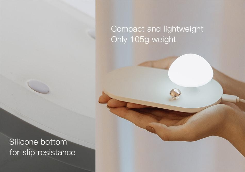 baseus mushroom light charger