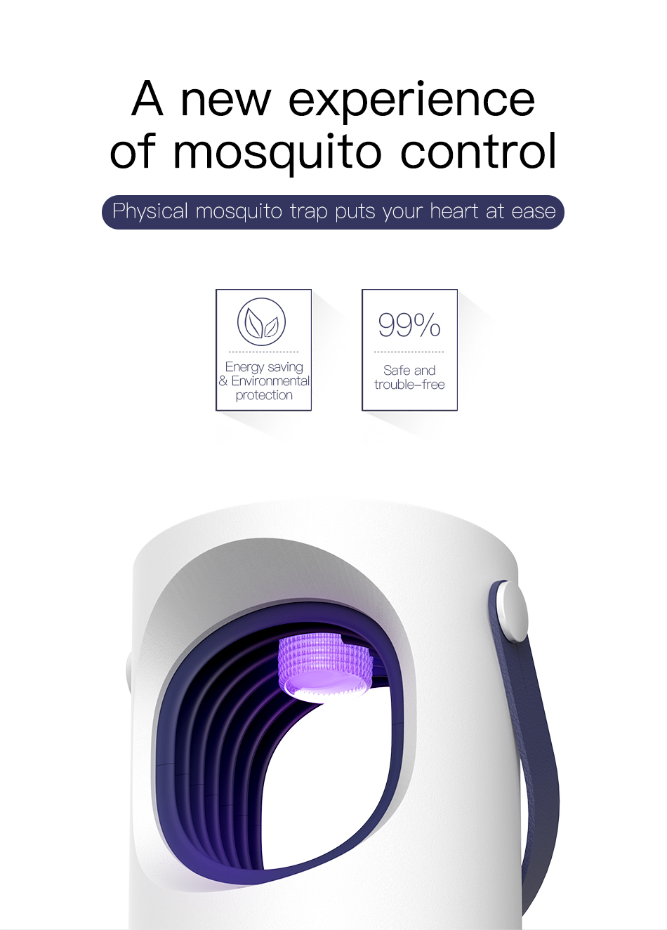 baseus electric mosquito killer