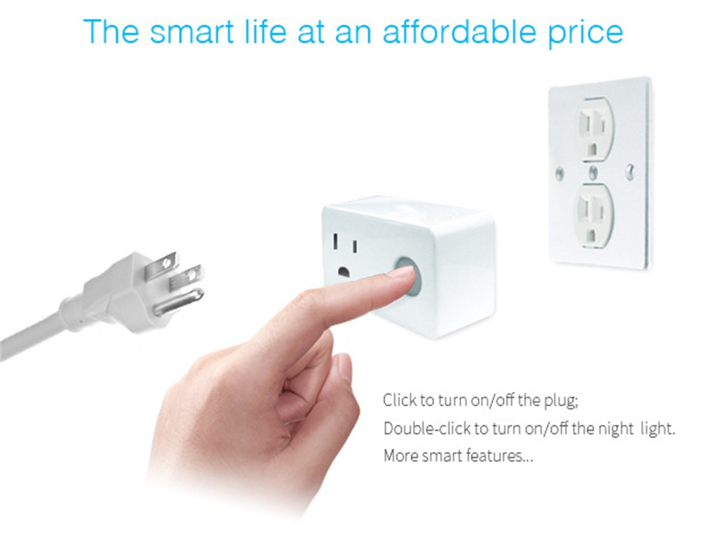 broadlink sp3s smart plug