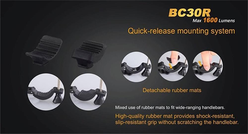 fenix bc30r rechargeable light