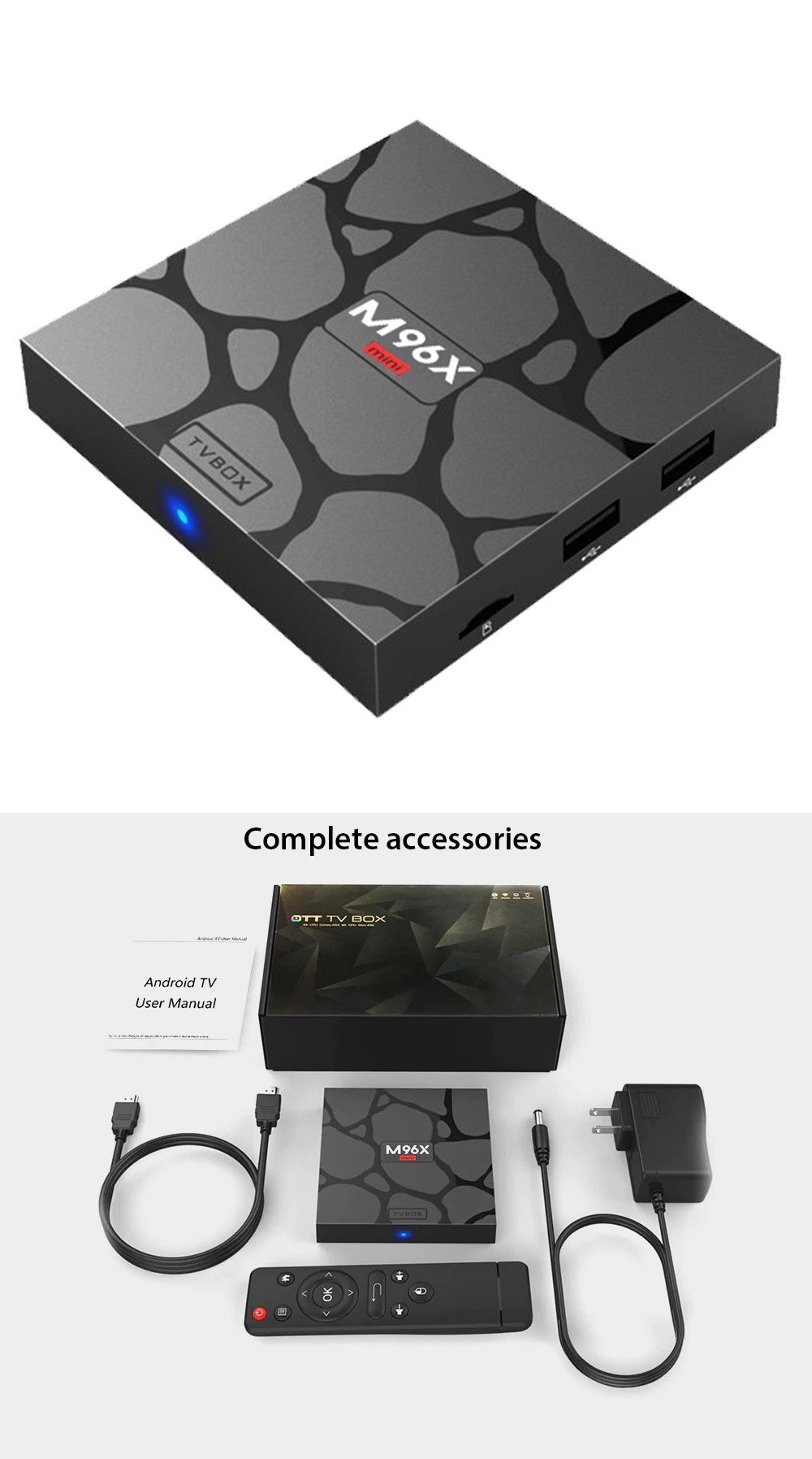 m96x mini tv box sale