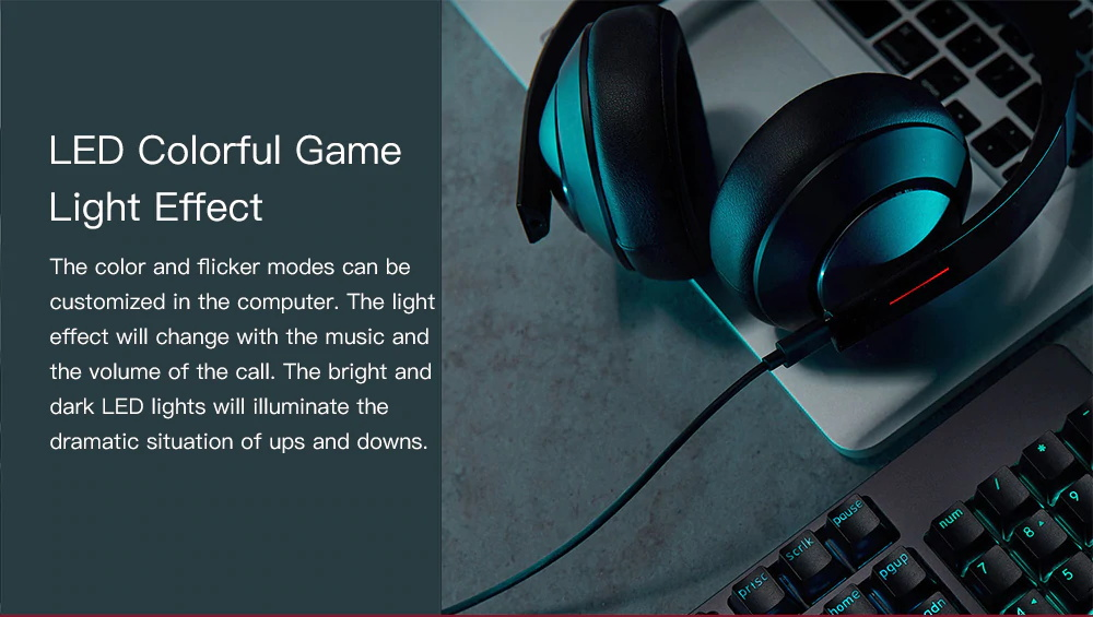 xiaomi game headphones