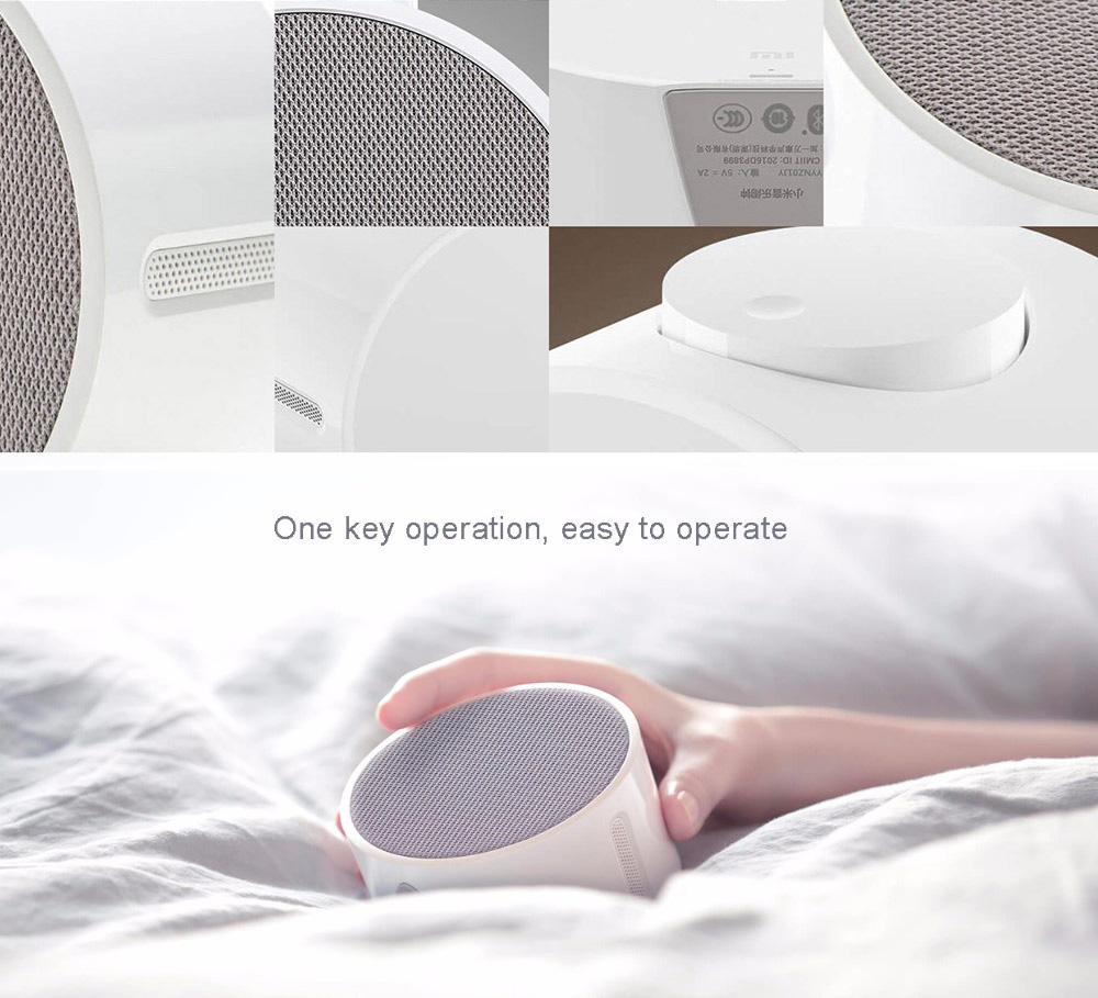 xiaomi bluetooth music clock