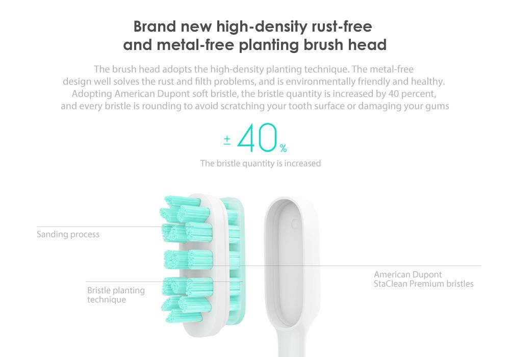 xiaomi sonic toothbrush
