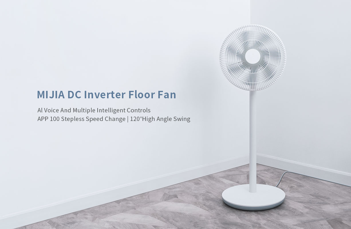 xiaomi mijia floor fan