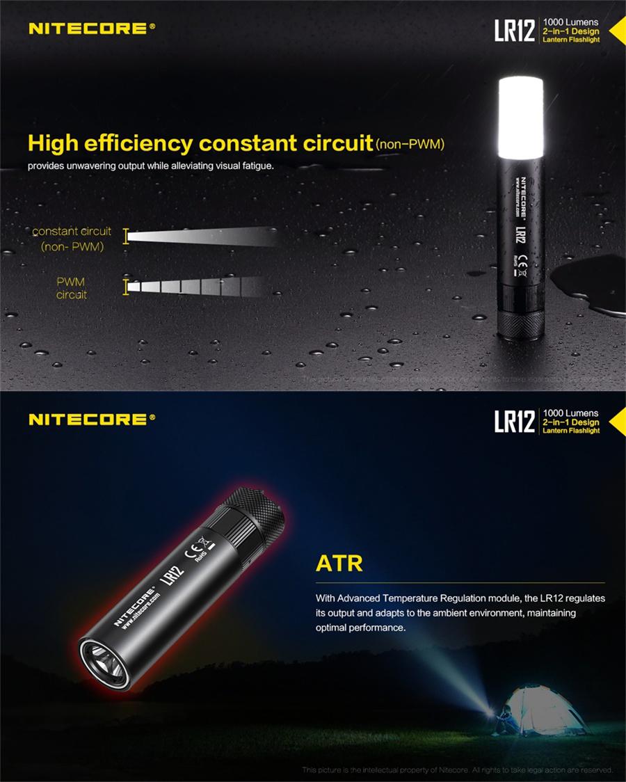lr12 camping light