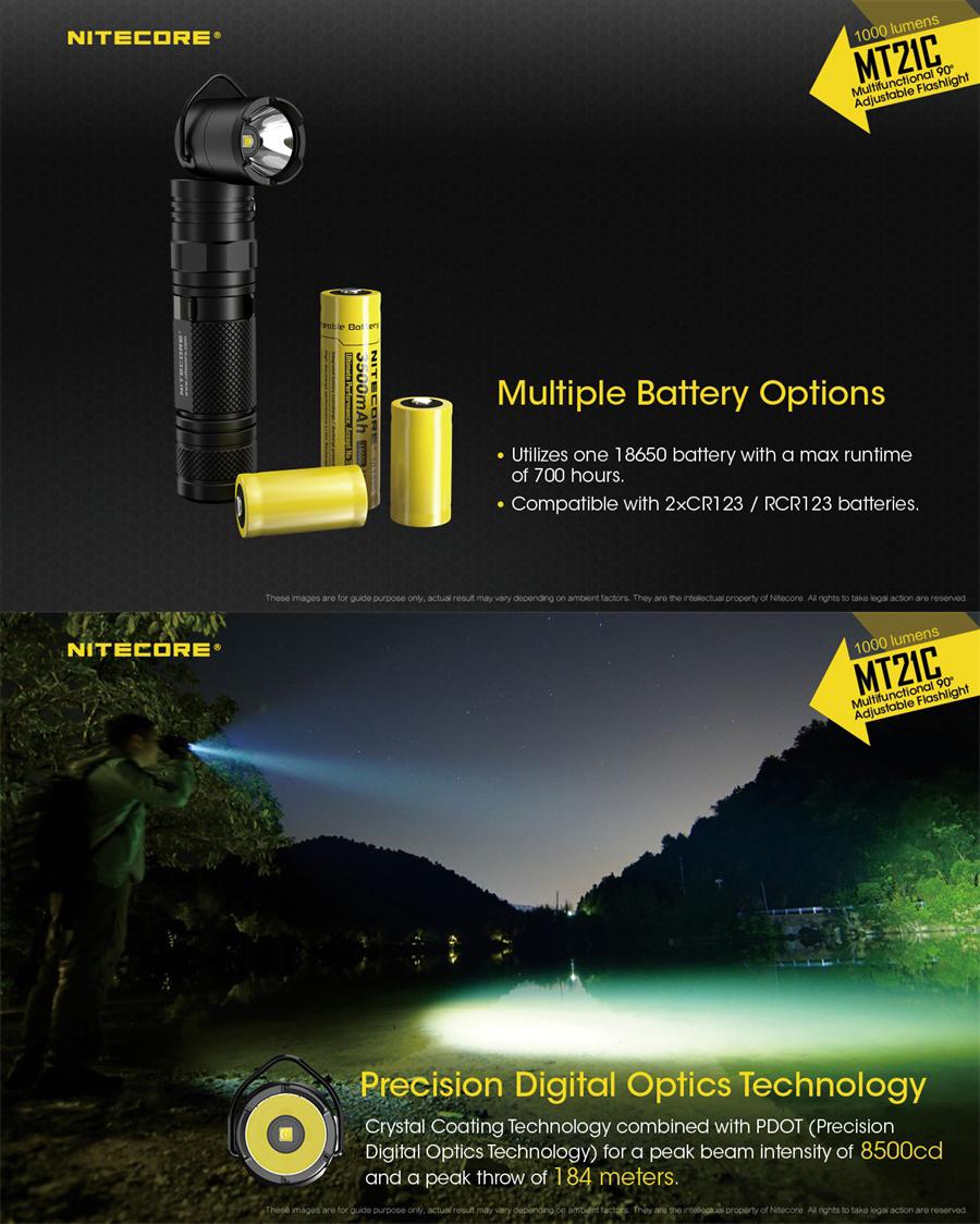 mt21c flashlight price