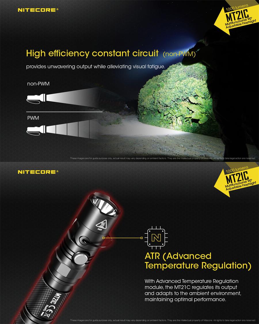 buy nitecore mt21c flashlight