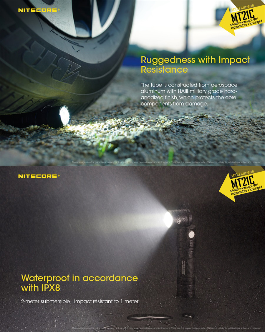 mt21c flashlight for sale