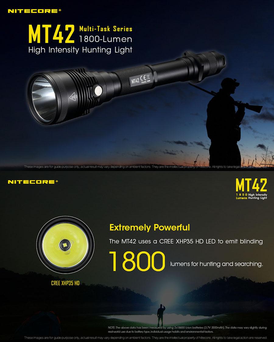 nitecore mt42