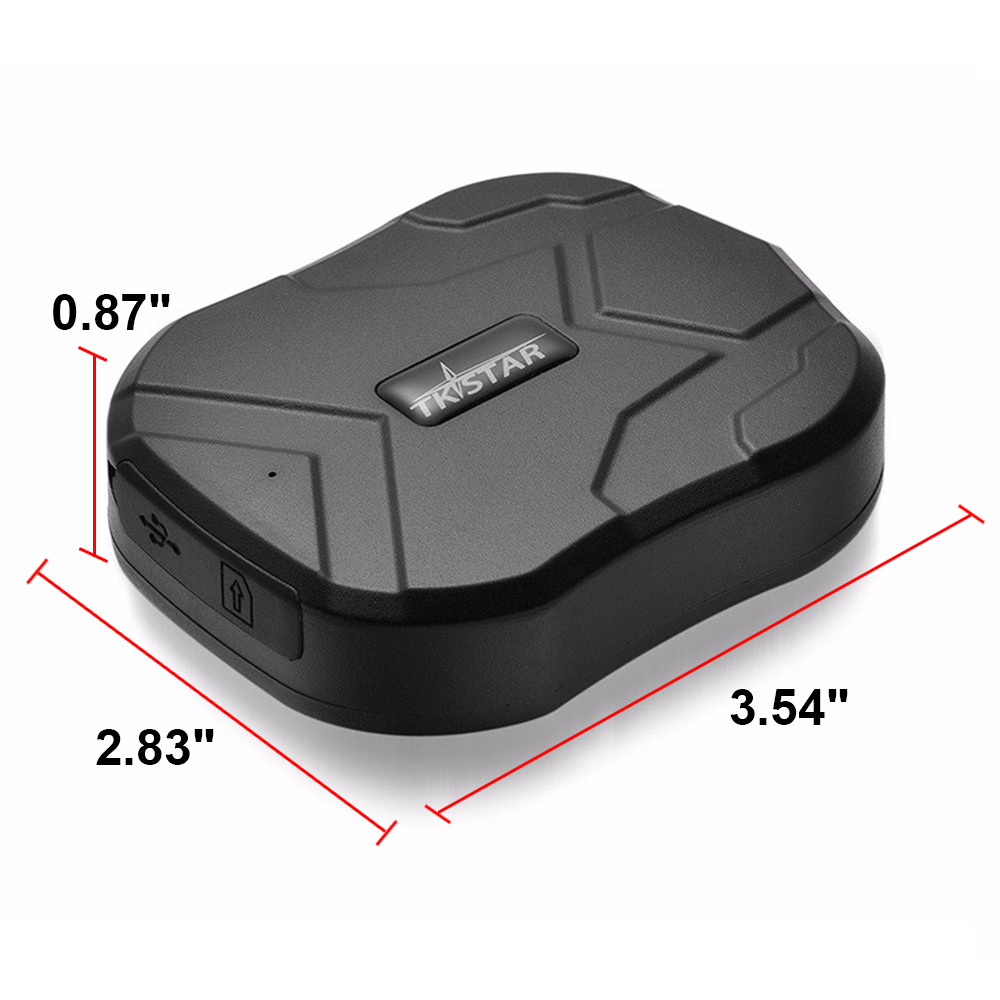 tkstar tk905 waterproof tracker