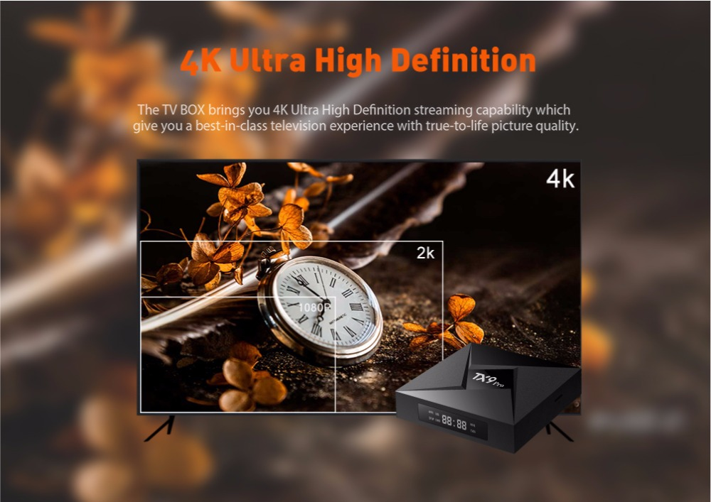 tx9 pro 4k tv box