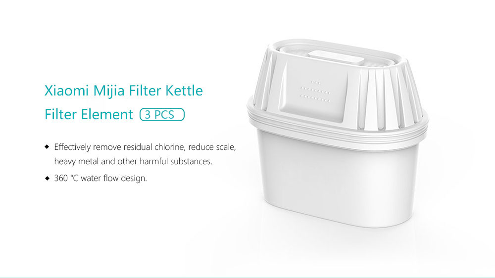 mijia filter kettle sale