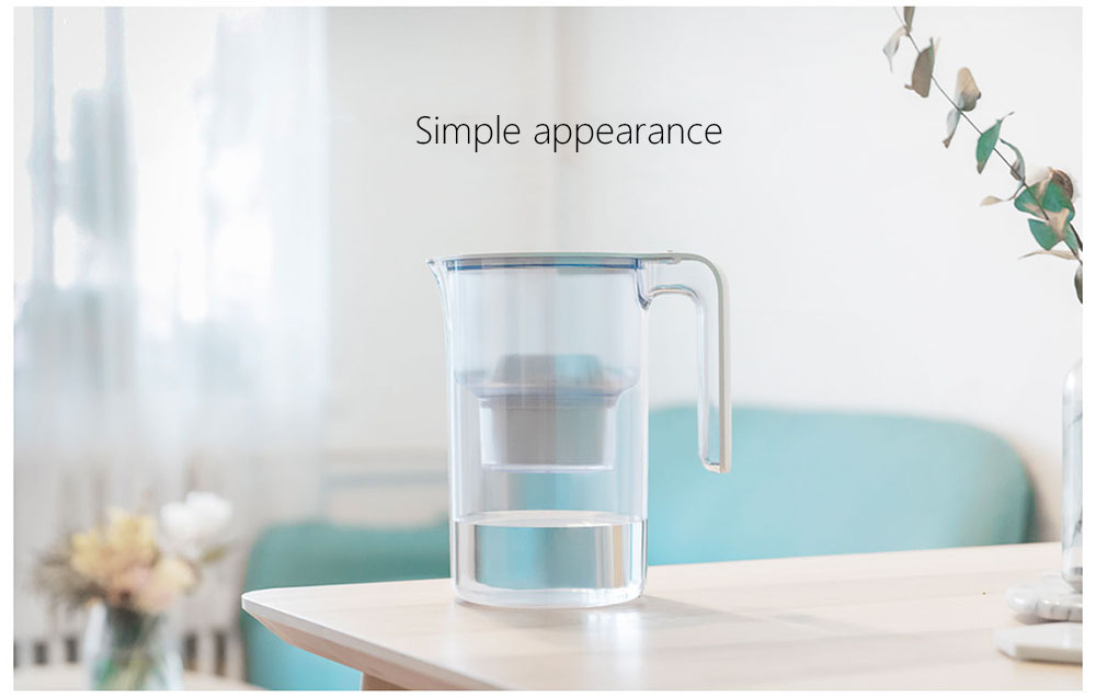 xiaomi mijia water filter kettle